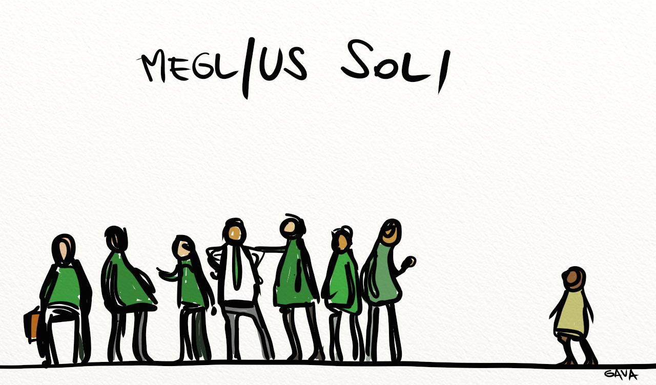MeglIUS SOLI